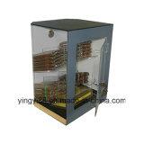 Étalage acrylique en gros de cigare avec le blocage et la clé