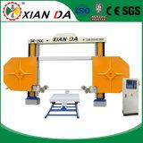 Máquina de piedra del CNC para las dimensiones de una variable verificadas corte