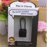 2017 New Arrival Phone Charger Mini Emergent Portable Power Bank