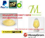 De Mondelinge Anabole Steroïden Methyltrienolone CAS Nr 965-93-5 van Powderful voor de Aanwinst van de Spier