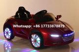Audi Q4 아이들 차는 차에 전기 원격 제어 탐을