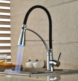 360 drehende Küche-Wannen-Wasser-Hahn-chromierte Küche-Hähne