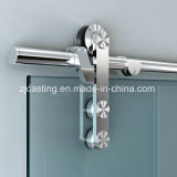 Déménager les accessoires de matériel de porte en verre de glissière de porte coulissante