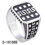 Nieuw Ontwerp 925 van Hotsale Echte Zilveren Ring