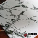Ideabond PEまたはPVDFの石の一見のアルミニウム合成のパネル(AE-504)