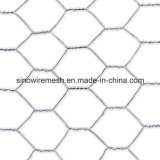 使用された高品質は編む前に六角形の金網に電流を通した