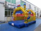 Het opblaasbare Kasteel van Bouncy van Spelen met Goedkope Prijs