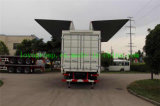 Sinotruck Wing Van Truck poco costoso/camion corpo dell'ala da vendere