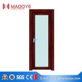 Двери офиса высокого качества алюминиевые с сеткой