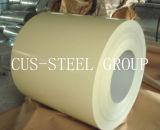Farbe Dx51d+Z275 beschichtete Profil-Blatt/vorgestrichenen Stahl in den Ringen