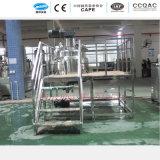 Réservoir de mélange de chauffage de vapeur (machine)