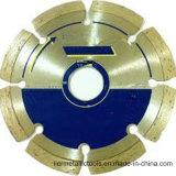 """amoladora de ángulo circular del diamante 10 de 250m m la """" vio la lámina"""
