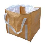 De gele Super Zak van de Kleur pp voor het Sulfaat van het Ammonium van de Verpakking