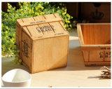 昇進のための工場価格の良い木製の収納箱