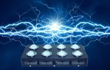 O diodo emissor de luz 1000W avançado hidropónico cresce claro para a distribuição