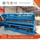 Heißes BAD Galvanisierung-Stahlmaschendraht-Schweißgerät in der Rolle