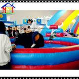 遊園地のためのInflatables機械狂気のBullの乗車
