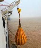 De Zak van het Gewicht van het Water van de Test van de Lading van de kraanbalk
