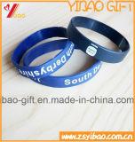 Braccialetto del silicone di marchio di Custm vario con Wrisband (YB-HD-60)