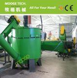 500kg/h容量ペットリサイクルプラント