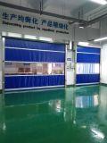 Puerta de alta velocidad eléctrica industrial automática