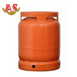 6kg LPG Zylinder-Gas-Flasche mit verschiedenen Größen
