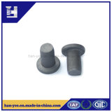 アルミニウムか鋼鉄物質的なサポートのためのリベット