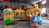 Elektrische Schienen-Seriemünzenkiddie-Fahrt auf Spielzeug-Unterhaltungkiddie-Fahrt