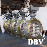 Qt450 Dn800 Pn10 플랜지 나비 벨브