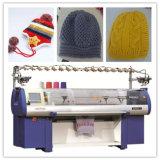 Completamente máquina para hacer punto del suéter del telar jacquar