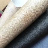 Cuir de PVC de qualité pour le sac à main et la décoration (HW-1725)