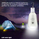 LEDキャンプライト米ドル太陽LEDの球根ライト