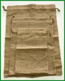 Piccolo commercio all'ingrosso del sacchetto della iuta del Drawstring