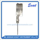 長いプローブの温度計-精巧に修復された温度計-最下の温度計