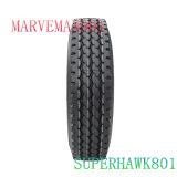 Superhawk/Marvemax Marken-LKW-Bus-Qualitäts-chinesische Gummireifen-Reifen-Fabrik (6.50r16 11.00r20)