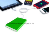 La nuova Banca di potere della lega di alluminio di capacità elevata di stile 10000mAh per i telefoni astuti