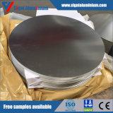 Círculo de alumínio de qualidade DC para utensílios de panificação anodizados duros (1100, 1060, 1350, 3003)