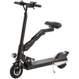 Bicyclette électrique de vente chaude du mini pliage 2016 avec l'éclairage LED