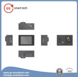 Camera van de Anti van de Schok van de gyroscoop maakt de UltraHD 4k Volledige HD 1080 2inch LCD Functie 30m de videocamera van de Sport DV waterdicht