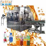 Máquina de rellenar del animal doméstico de Rcgn del jugo automático de la botella