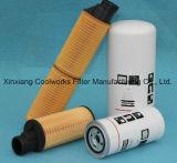 Filtro de petróleo 1625840200 para el compresor de la CA