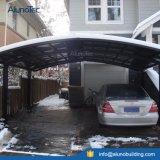 Ökonomisches Polycarbonated Dach-Aluminiumautoparkplatz-Deckel