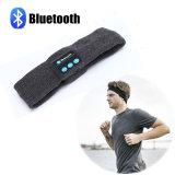 Bandeau sans fil lavable rechargeable de musique de Bluetooth avec le haut-parleur de Heaphone