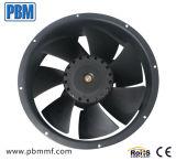 254X89mm plástico del ventilador Palas del Ventilador Axial
