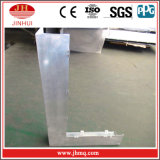 panneaux de mur en aluminium de façade non-combustible d'appartement de 4mm