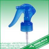 28mmの手の洗浄のスプレーのびんのための小型プラスチックトリガーのスプレーヤー