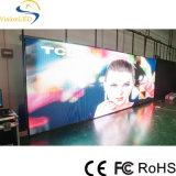 alquiler a todo color al aire libre de la visualización de LED del fabricante profesional SMD P8