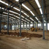 Professional Light Movable Steel for Structure Warehouse, Workshop