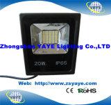 Yaye 18 meilleurs projecteurs de la lumière d'inondation de la vente USD5.96/PC SMD 20W DEL/20W SMD DEL avec la garantie de Ce/RoHS/2years