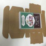 Paket, Papierkasten, eingehängter Kappen-Kasten, gewölbter Papierkasten